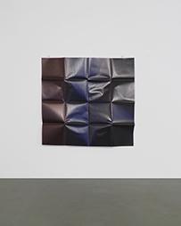 <b>Wolfgang Tillmans</b><br> Speedmaster 2, 2011<br> Offsetdruck auf LuxoArt Samt Papier,<br> vierfach gefaltet, 141/170<br> signiert<br> 120 x 122,8 cm