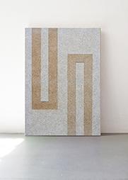 <b>Jirí Kolár</b><br> Ohne Titel, 1965<br> Collage auf collagirtem Karton<br> Verso signiert und datiert<br> 98,6 x 69 cm
