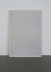 <b>Roman Opalka</b><br> 965/1 - ~, 1992 / 1993<br> Detail 893147 – 918533<br> Offsetlithographie, 78/100<br> signiert und nummeriert<br> 129 x 184,5 cm<br> Hrsg.: Städtische Galerie Lehnbachhaus, München