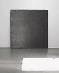 <b>Rolf Rose</b><br> Ohne Titel, 1998<br> Mischtechnik auf Leinwand<br> signiert und datiert<br> 128 x 124 cm
