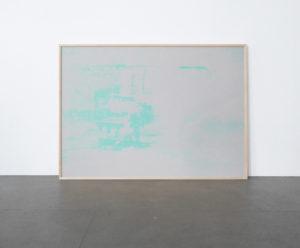 <strong>Andy Warhol </strong> <br>  Electric Chair, 1971<br> Siebdruck auf Papier, 198/250<br> verso: signiert und datiert, gestempelt nummeriert<br> 90,2 x 121,9 cm<br> Hrsg.: Bruno Bischofberger, Zürich /CH