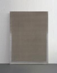 <b>Edgar Hofschen</b><br> Modifikation E 4/6, 1975<br> Öl auf Leinwand<br> signiert und datiert<br> 160 x 140 cm
